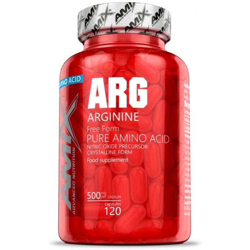 Amix Nutrition Arginiin 120 kapslit