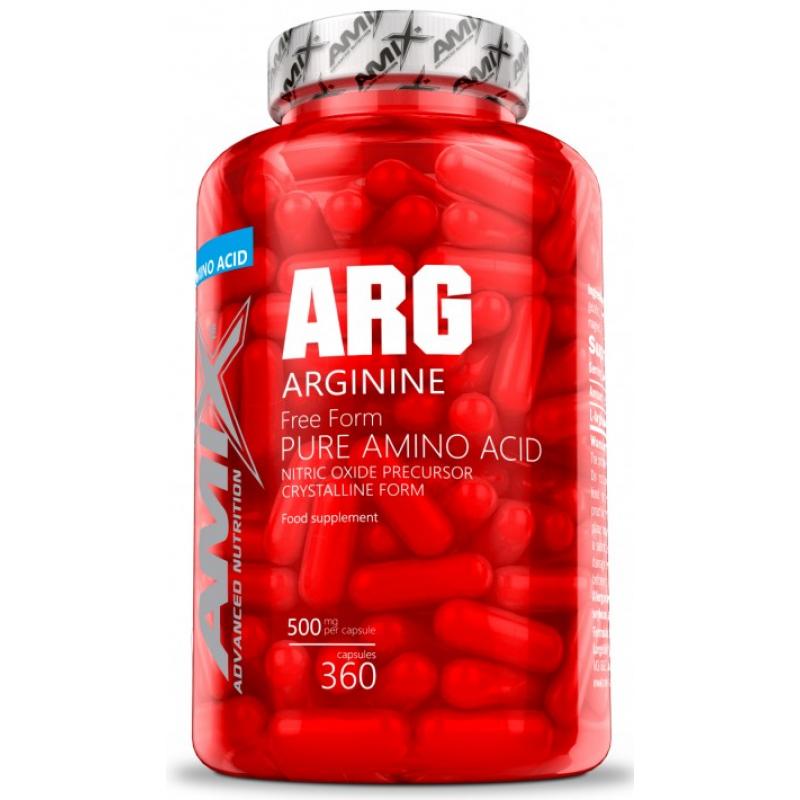 Amix Nutrition Arginiin 360 kapslit