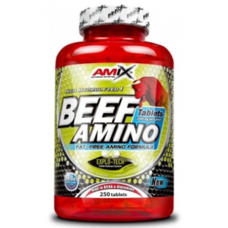 Amix Nutrition BEEF Amino 250 tabletti