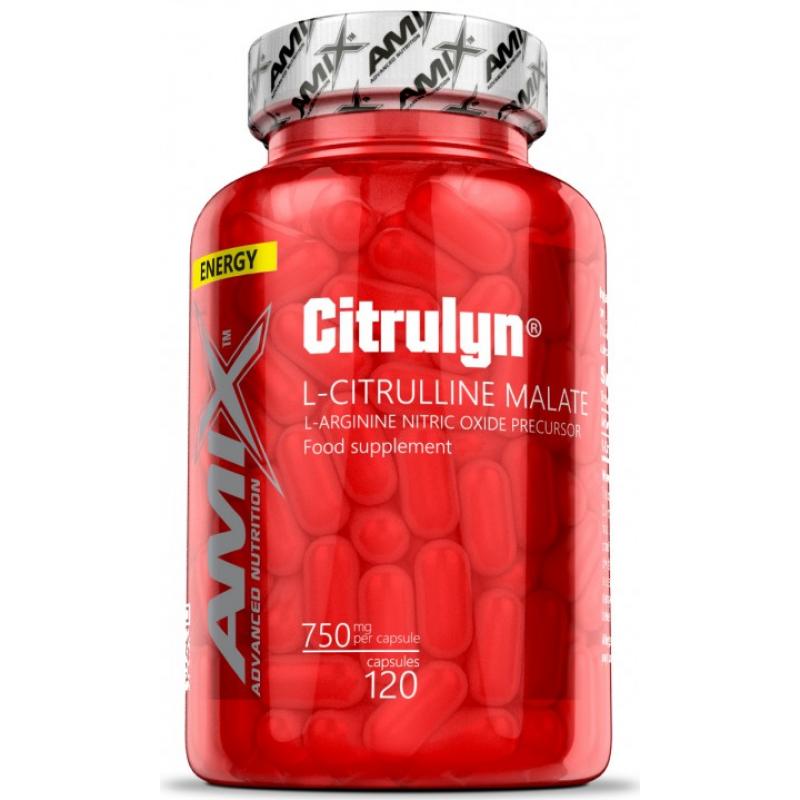Amix Nutrition CitruLyn® 750 mg 120 kapslit
