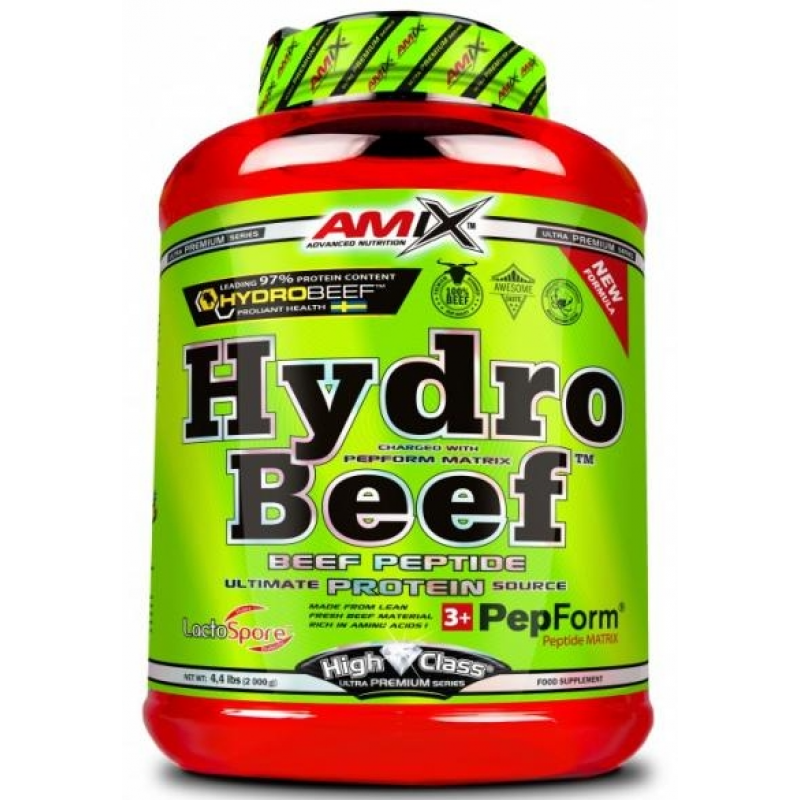 Amix Nutrition HydroBeef High Class Protein 2 kg