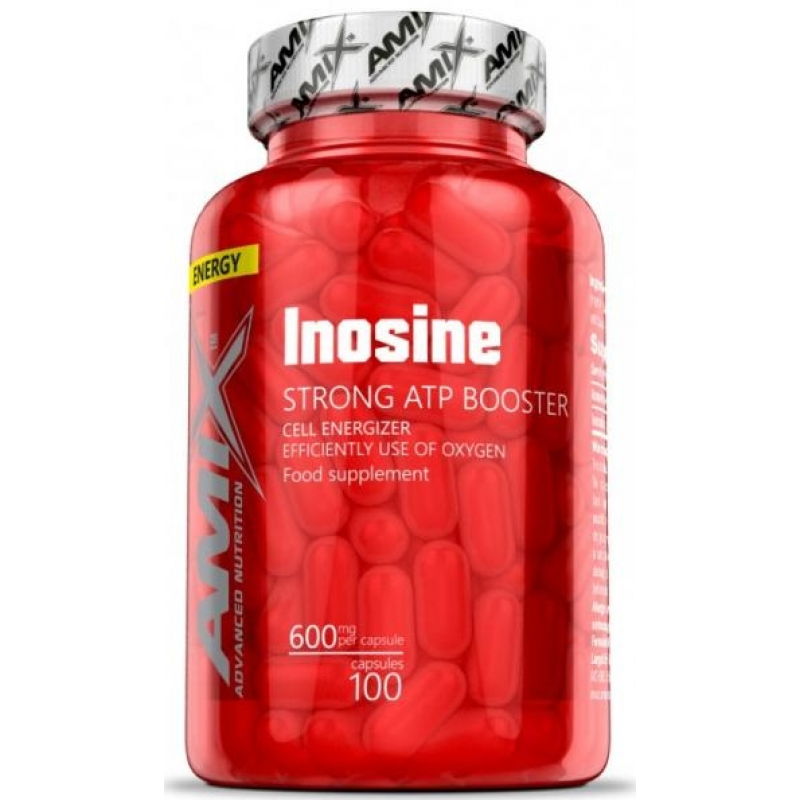 Amix Nutrition Inosine 600 100 kapslit
