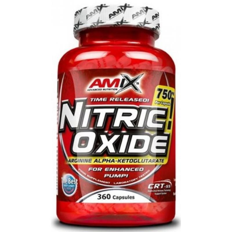 Amix Nutrition Nitric Oxide 750 mg 360 kapslit
