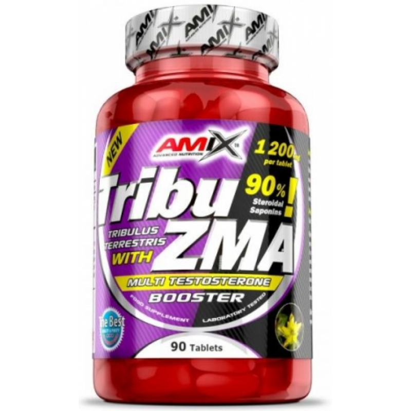Amix Nutrition Tribu 90% koos ZMA® 1200 mg 90 tabletti