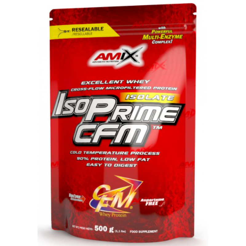 Amix Nutrition IsoPrime® CFM 500 g DOYPACK
