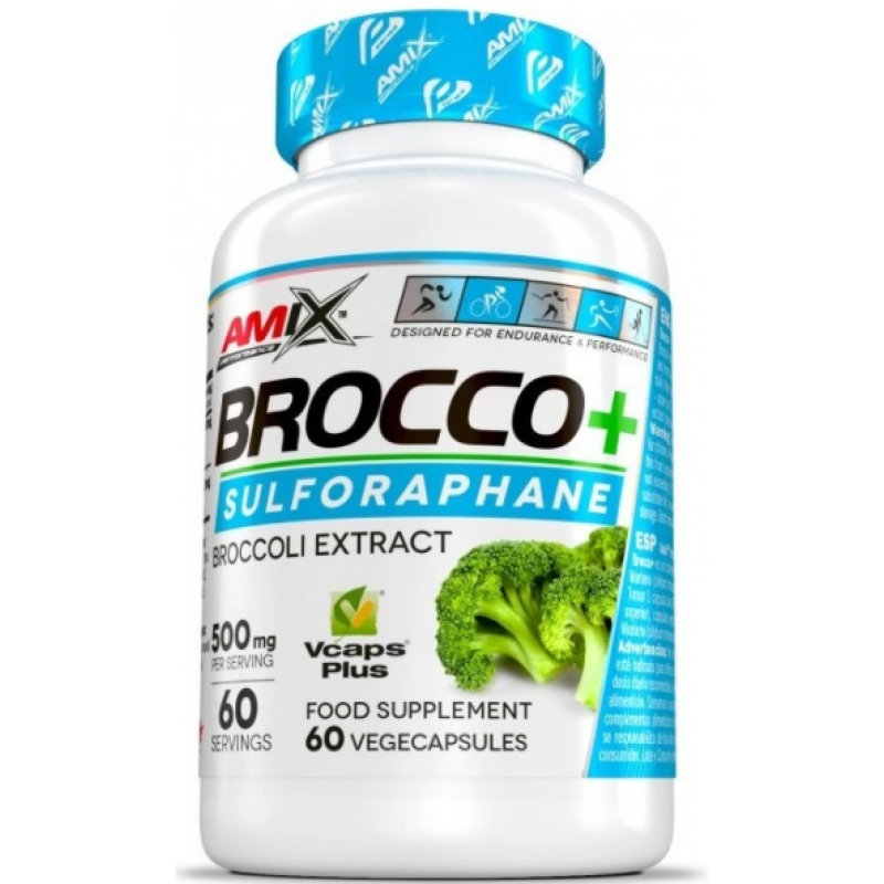 Amix Nutrition Performance Amix® Broco Plus Sulforaphane 60 kapslit