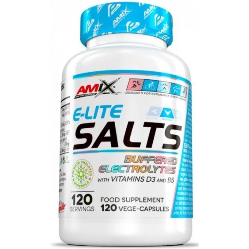 Amix Nutrition Performance Amix® E-Lite Salts 120 kapslit