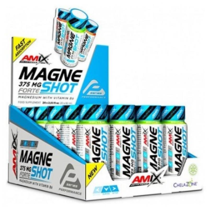 Amix Nutrition Performance Amix® MagneSHOT FORTE 375 mg 20x60 ml Mango