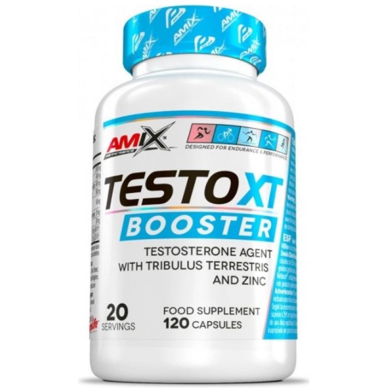 Amix Nutrition Performance Amix® TestoXT Booster 120 kapslit