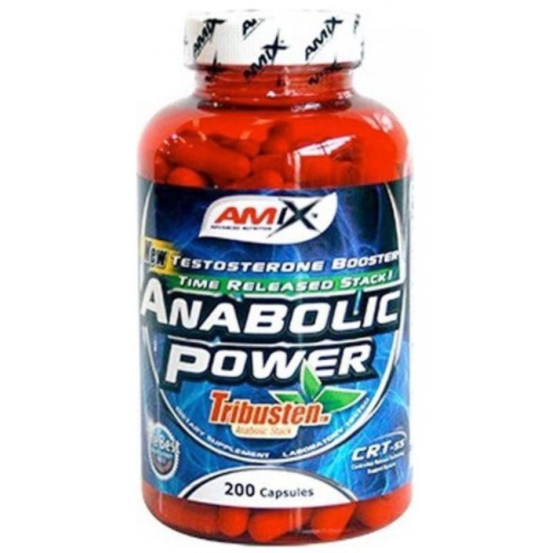 Amix Nutrition Tribusten® Anabolic Power 200 kapslit