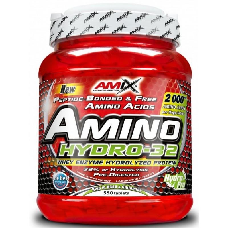 Amix Nutrition Amino HYDRO 32 550 tabletti