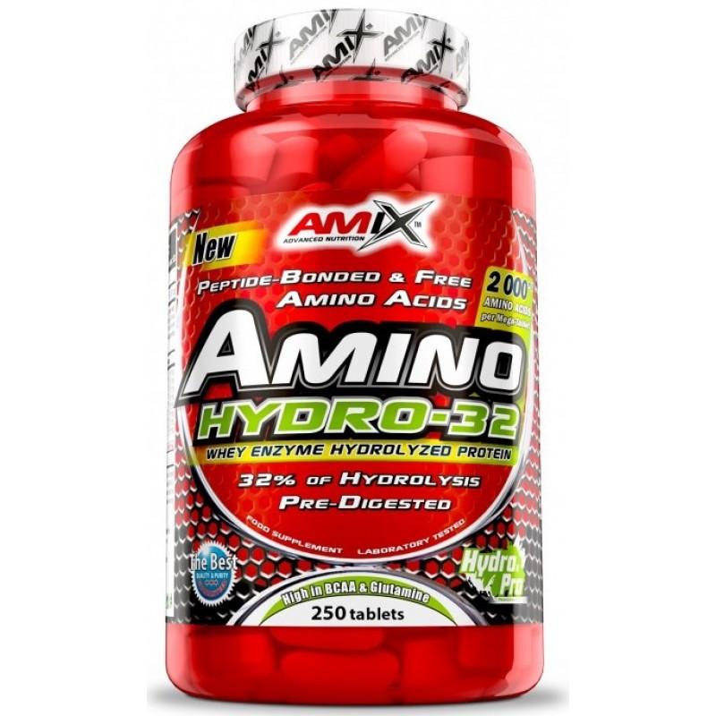 Amix Nutrition Amino HYDRO 32 250 tabletti