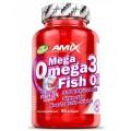 Mega Omega 3 Kalaõli 1000 mg (330mg / 220mg) - 90 geelkapslit