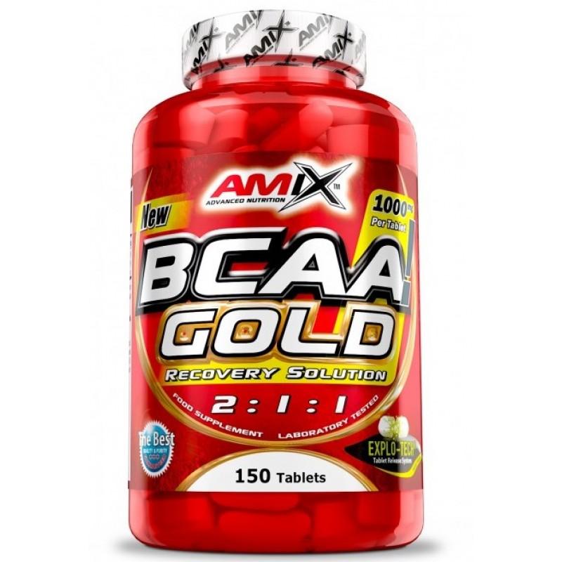 Amix Nutrition BCAA Gold 150 tabletti