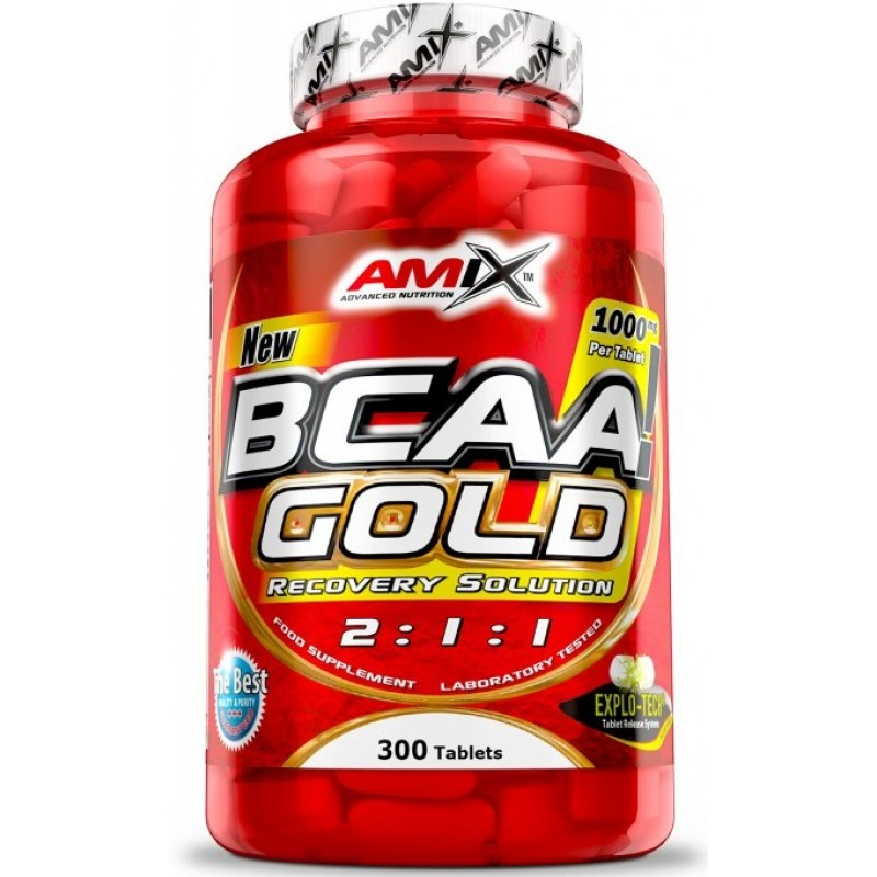 Amix Nutrition BCAA Gold 300 tabletti