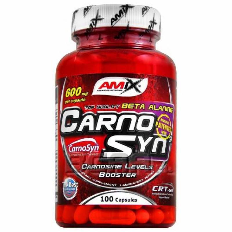 Amix Nutrition Beeta alaniin - CarnoSyn® 600 mg 100 kapslit
