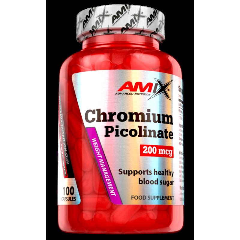 Amix Nutrition Kroompikolinaat