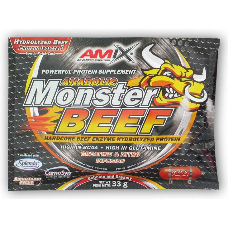 Amix Nutrition Anabolic Monster BEEF 90% veisevalk 33 g
