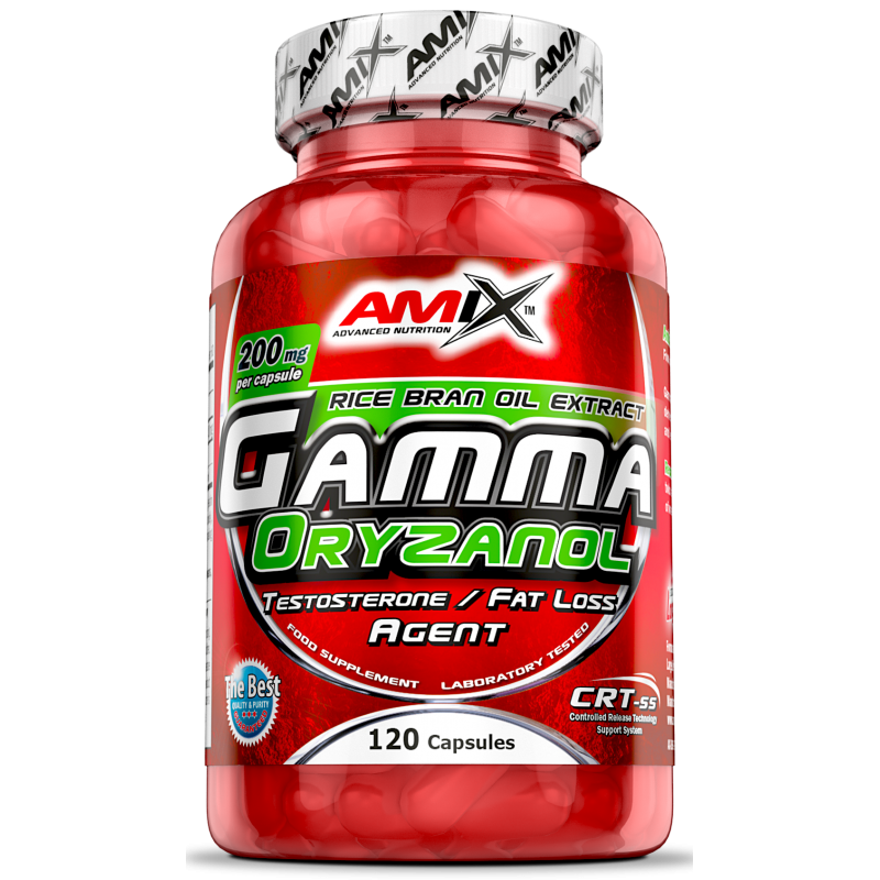 Amix Nutrition Gamma Oryzanol 300 mg 90 kapslit