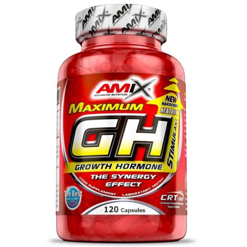 Amix Nutrition GH Stimulant Maximum 120 kapslit