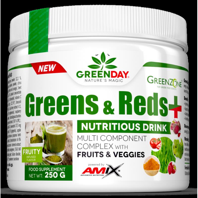 Amix Nutrition Greens & Reds+