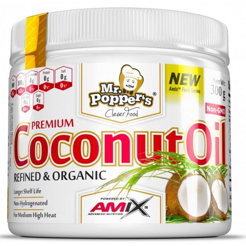 Amix Nutrition Mr.Popper's - kookosõli 300 g