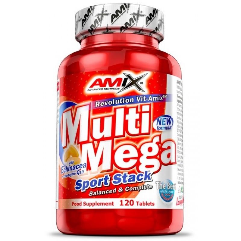 Amix Nutrition MultiMega Stack 120 tabletti