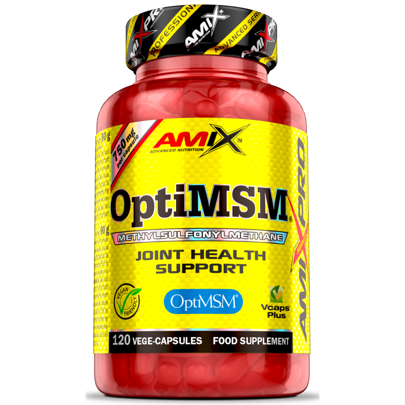 OptiMSM® 120 vege kapslit