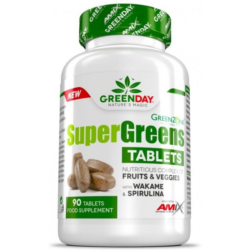 GreenDay® Super Greens 90 tablette