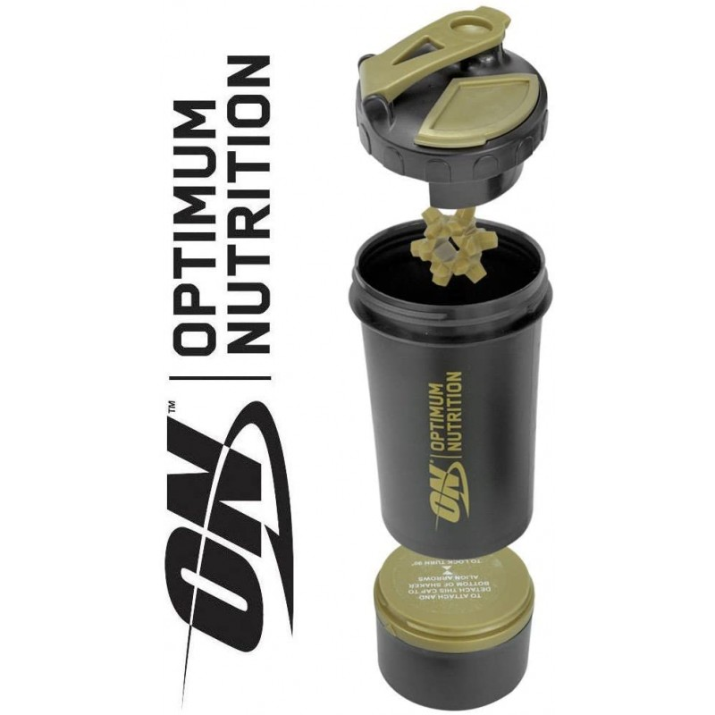 Smartshaker Gold 800 ml Šeikerid foto