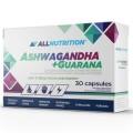 ASHWAGANDHA 300MG + GUARANA 30 caps