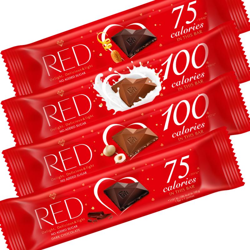 Suhkruvaba šokolaad 26g