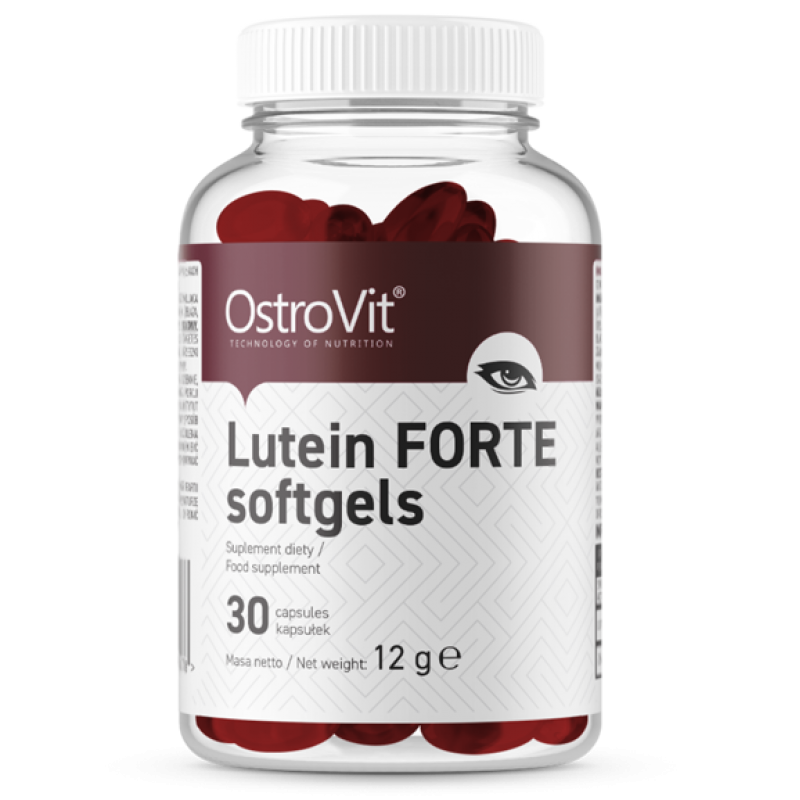 Lutein FORTE 30 softgels