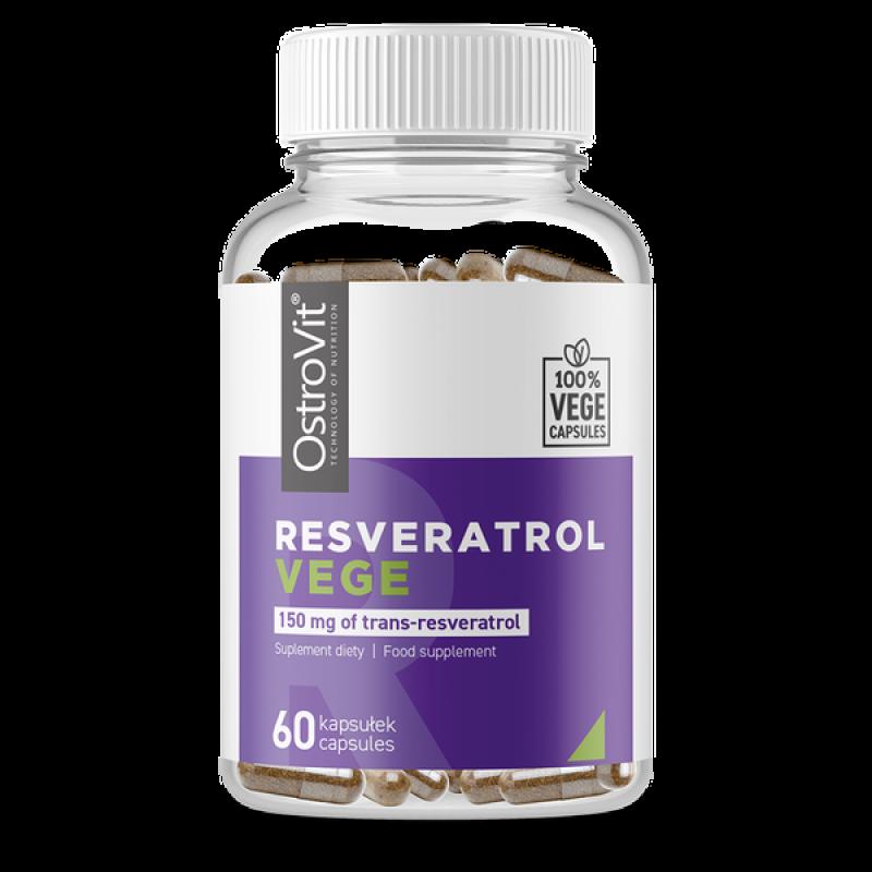 Resveratrol VEGE 60 caps