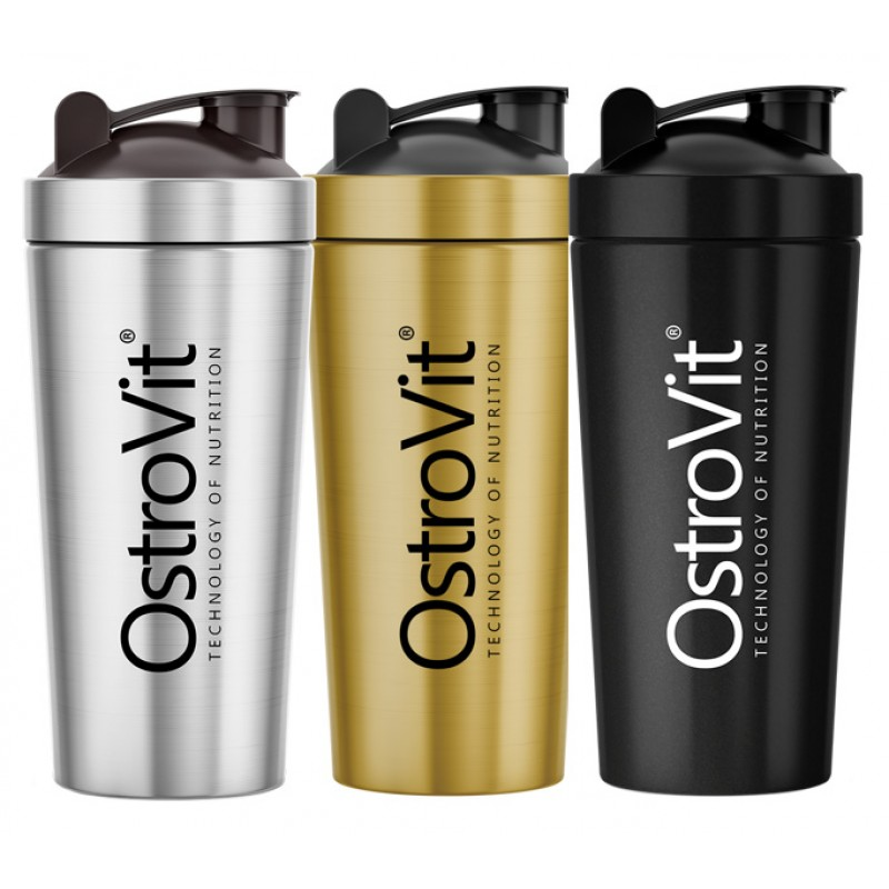 Ostrovit Šeiker Steel 750 ml
