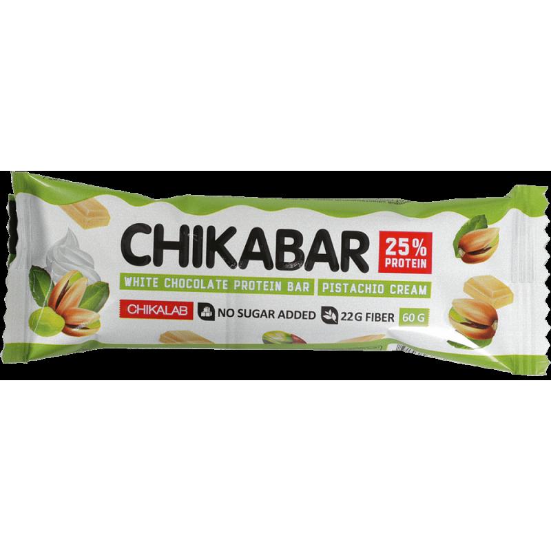 Bombbar Chikabar 60 g Pistachio Cream