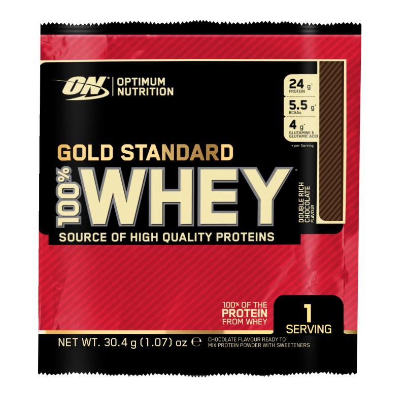 Whey Gold Standard 31g Optimum Nutrition