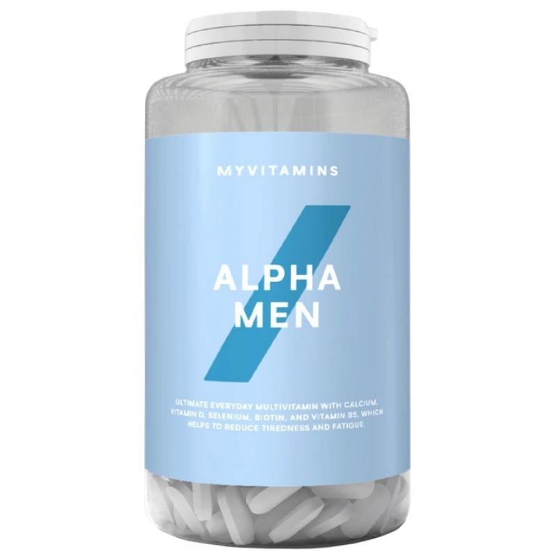 Myprotein Alpha Men Super Multivitamin 240 Tabs