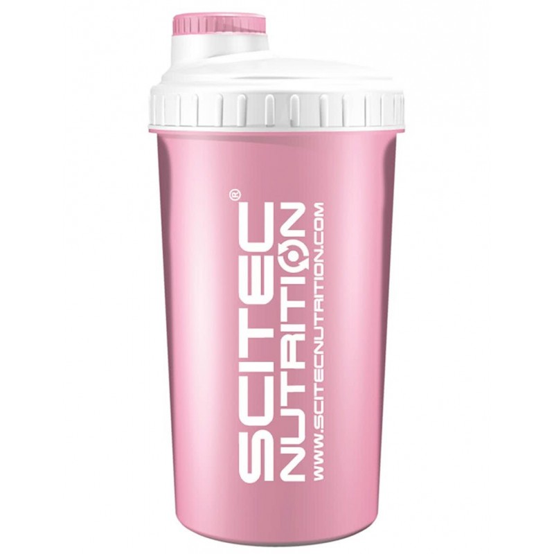 Scitec Nutrition Shaker pink 700ml