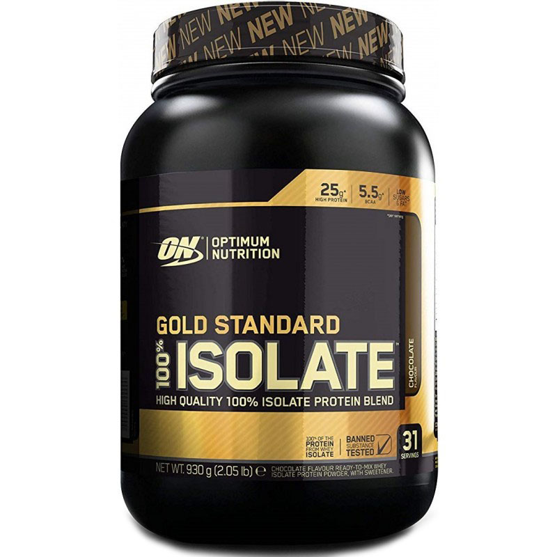 Gold Standard 100% Isolate 930 g
