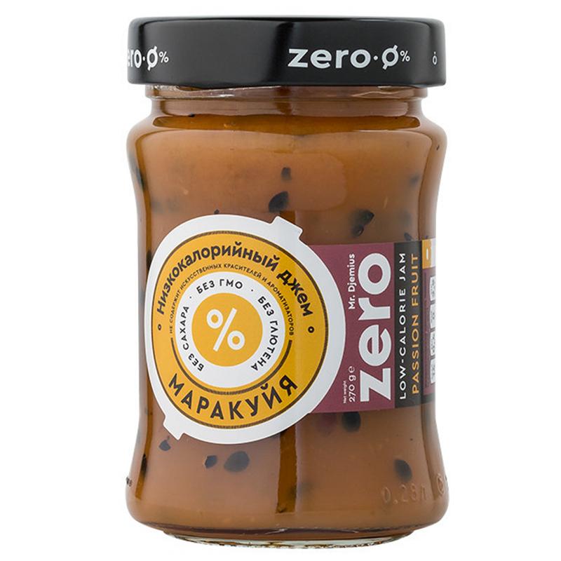 Mr Djemius Zero Vähese kalorisisaldusega moos, Maracuja (270ml)