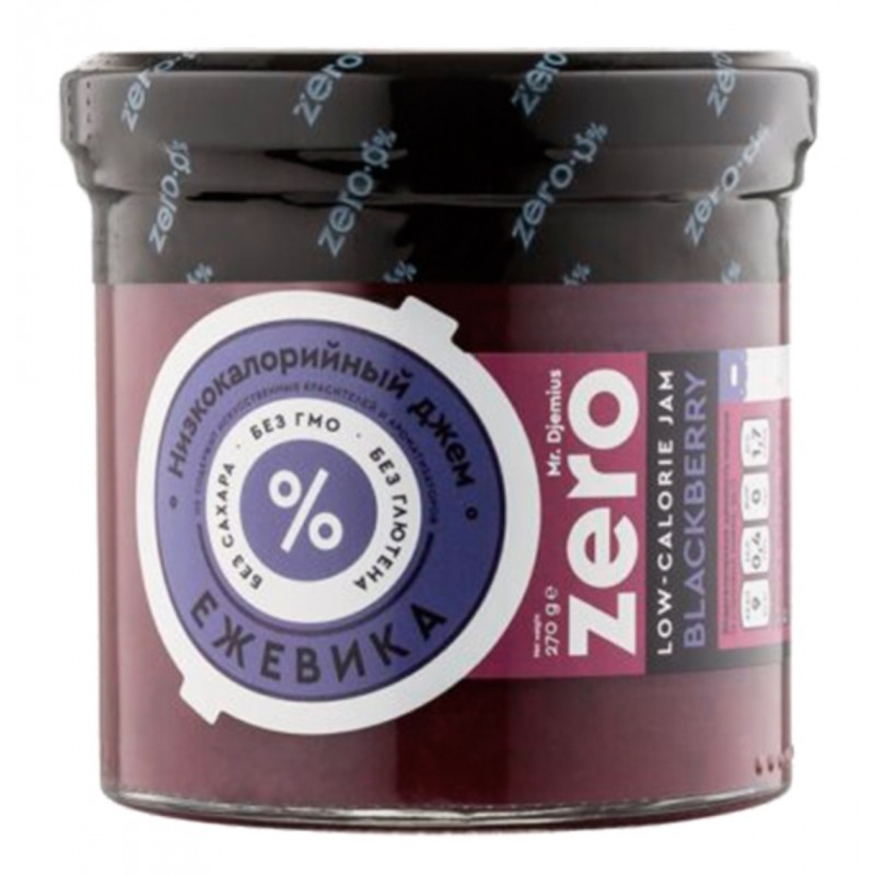 Vähese kalorisisaldusega moos, Murakas 270 ml