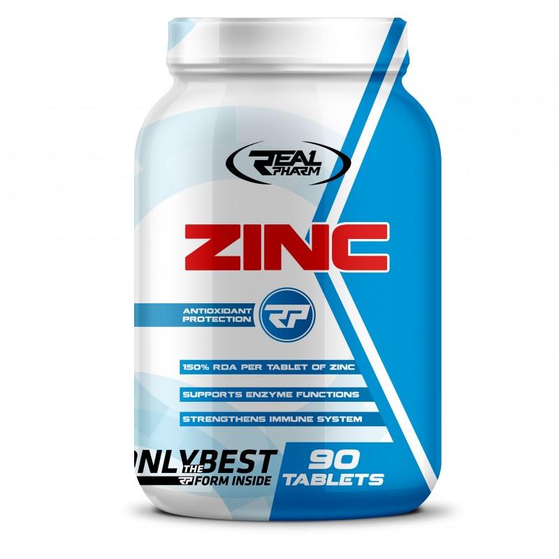 Real Pharm Zinc 90 tab