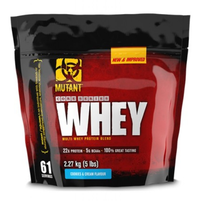 PVL Mutant Mutant Whey 2270 g