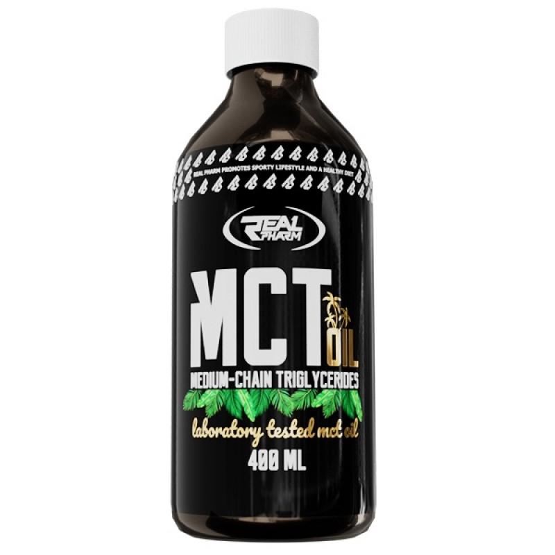 Real Pharm MCT õli palmisüdamikust 400ml