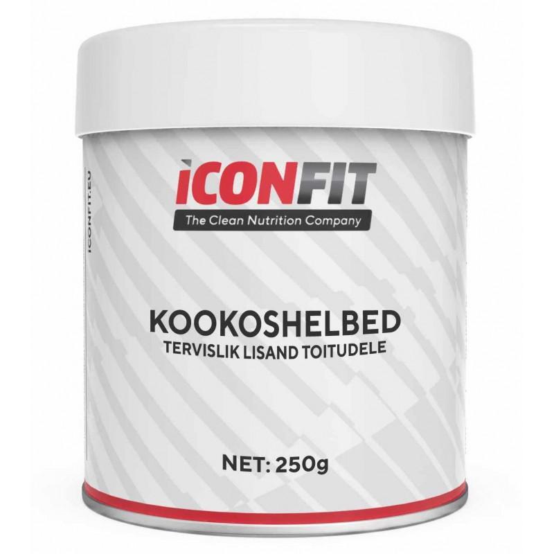 Iconfit Kookoshelbed 250 g
