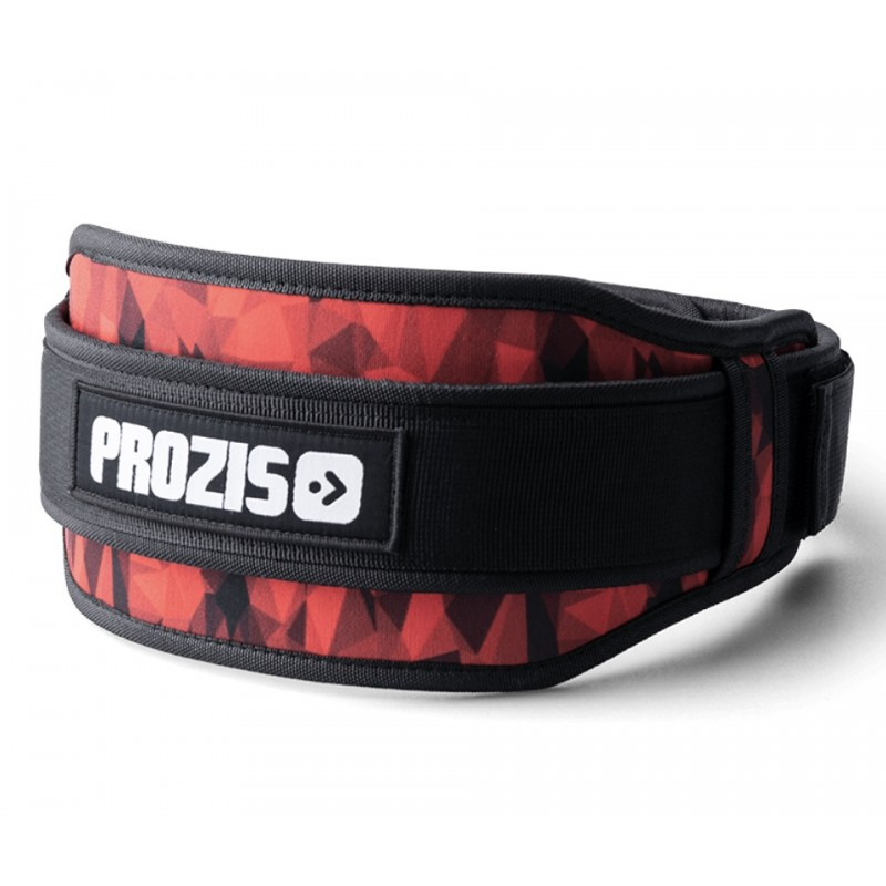 Prozis Gym Weight Lifting Belt - red
