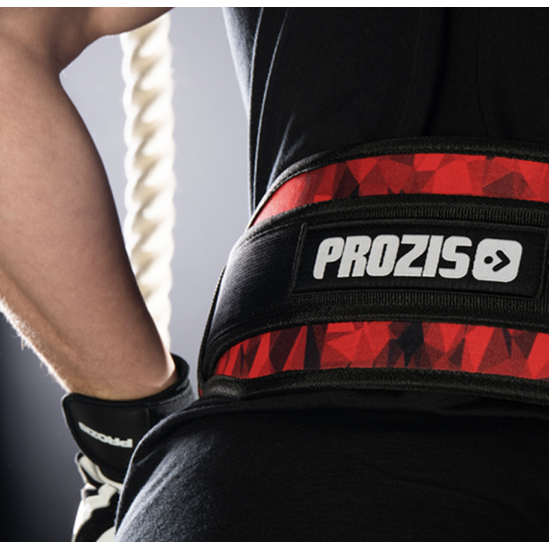 Prozis Gym Weight Lifting Belt - red foto