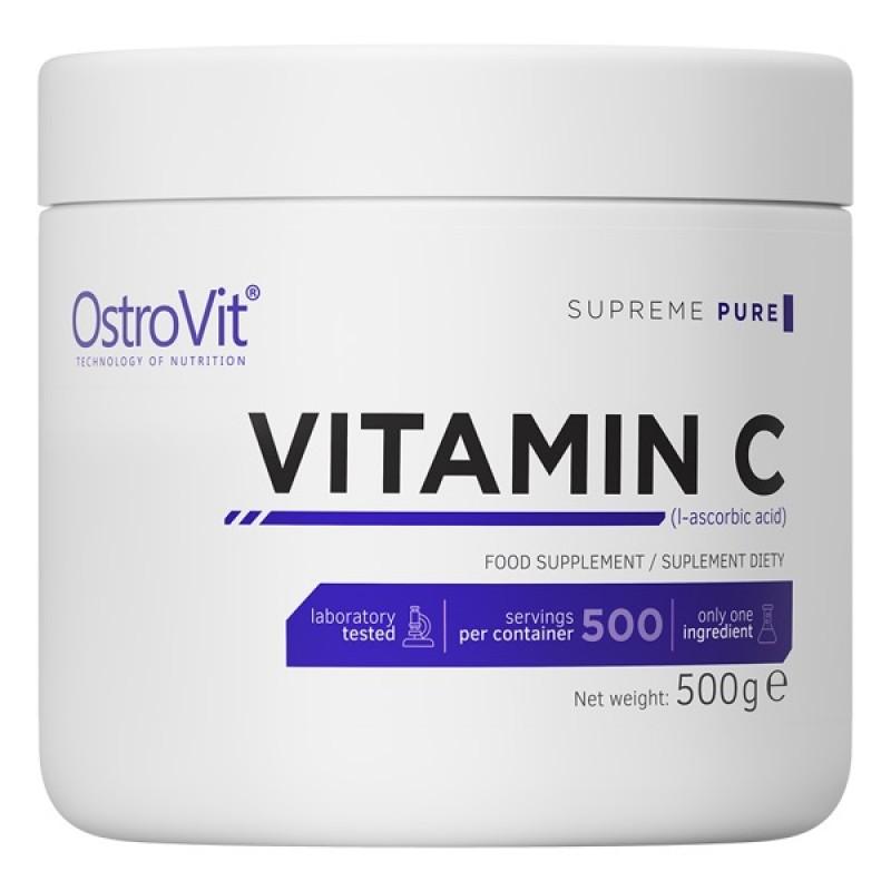 Ostrovit Supreme Pure C-vitamiin 500 g