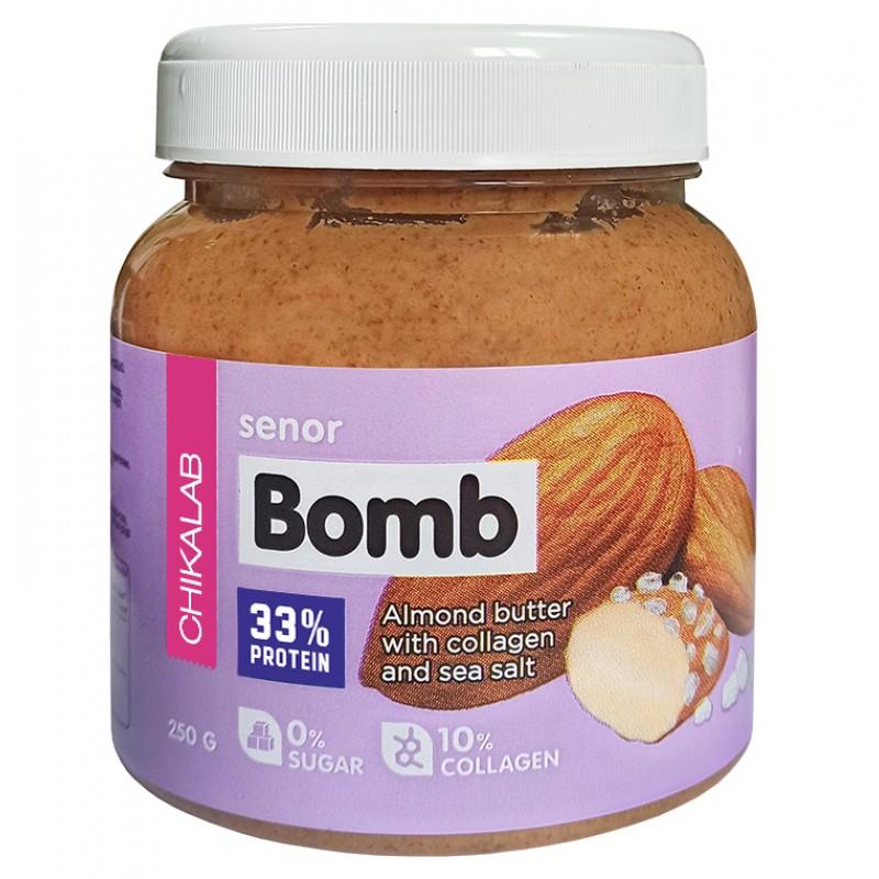 Senor BOMB 250g mandlivõi